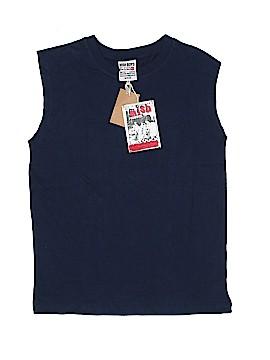 MISH Boys Sleeveless T-Shirt Size 6