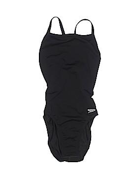Speedo One Piece Swimsuit Size 28 (Plus)