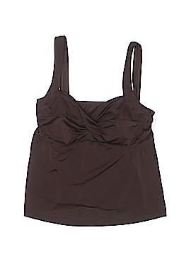 Liz Claiborne Swimsuit Top Size 16W
