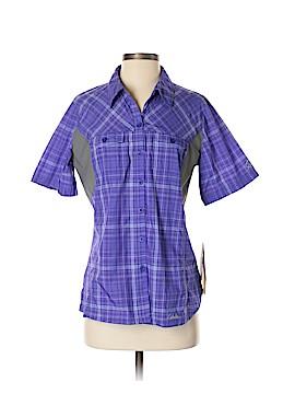Cabela's Short Sleeve Button-Down Shirt Size S