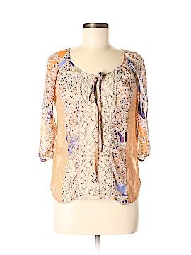 Meadow Rue 3/4 Sleeve Blouse Size XS (Petite)