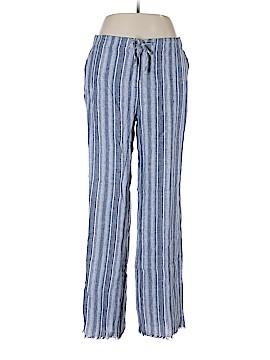 Nic + Zoe Linen Pants Size 12