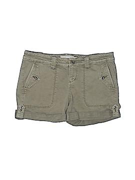 Torrid Khaki Shorts Size 12 (Plus)