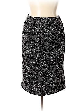 Albert Nipon Wool Skirt Size 14