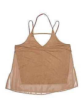 Sans Souci Sleeveless Blouse Size XL