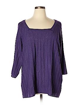 Avenue Pullover Sweater Size 22 - 24 Plus (Plus)