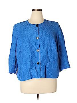 Jones New York Collection Jacket Size 22 (Plus)