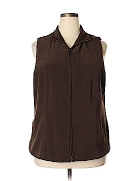 Casual Corner Annex Vest Size 1X (Plus)