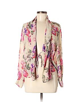 Max Mara Silk Cardigan Size 8