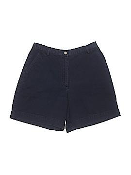 British Khaki Khaki Shorts Size 8