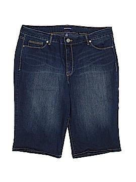 Bandolino Denim Shorts Size 14