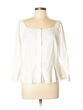 ASOS 3/4 Sleeve Button-Down Shirt Size 12