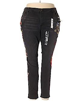 William Rast Jeans Size 24W (Plus)