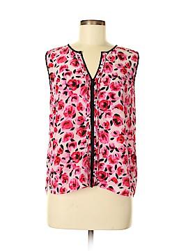 Kate Spade New York Sleeveless Silk Top Size M