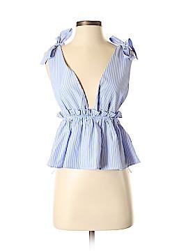 Boohoo Boutique Sleeveless Blouse Size 2 (Petite)