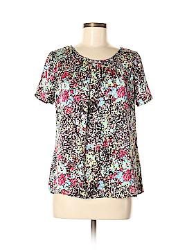 Elementz Short Sleeve Blouse Size M