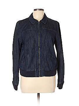 New York & Company Denim Jacket Size L
