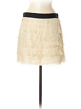 J. Crew Factory Store Silk Skirt Size 6