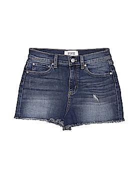 Victoria's Secret Pink Denim Shorts Size 4
