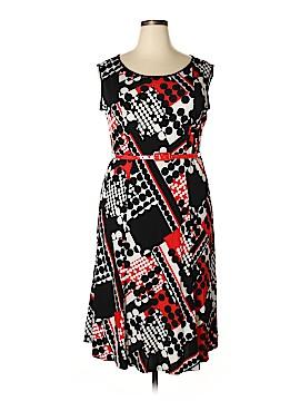 Perceptions Casual Dress Size 18 (Plus)