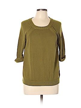 J. Crew Silk Pullover Sweater Size XL