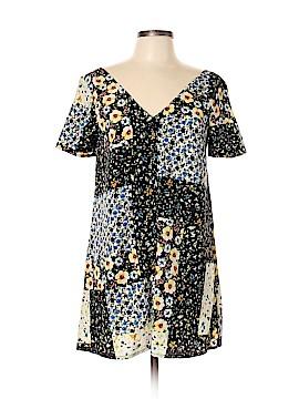 Glamorous Short Sleeve Blouse Size 10