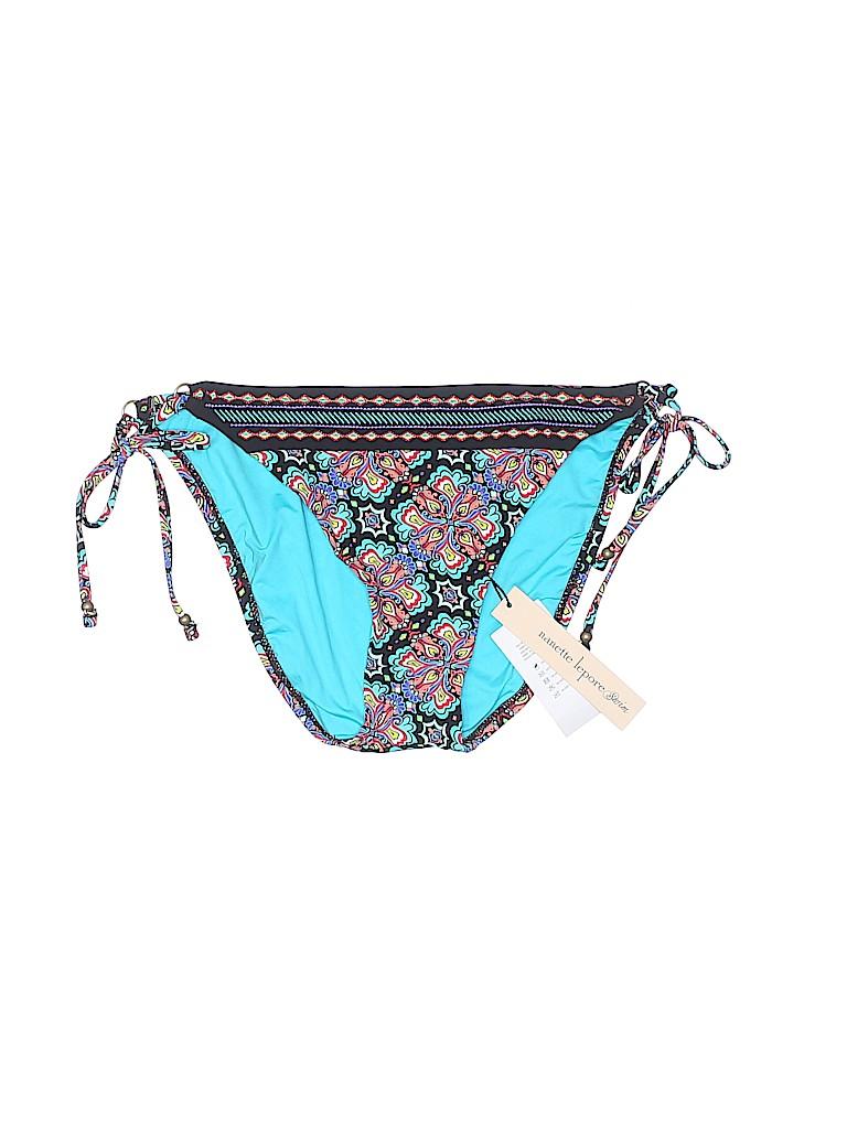 Nanette Lepore Women Swimsuit Bottoms Size L