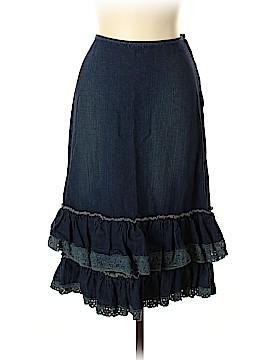 Karen Kane Denim Skirt Size 8