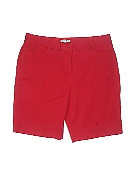 Ellen Tracy Khaki Shorts Size 12