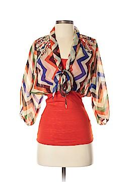 Lulumari 3/4 Sleeve Blouse Size S