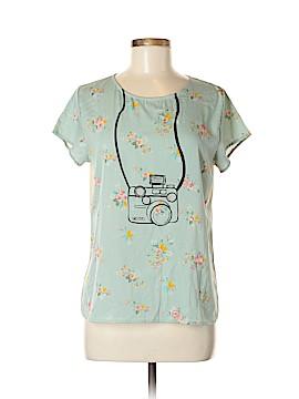 Yumi Short Sleeve Blouse Size 8