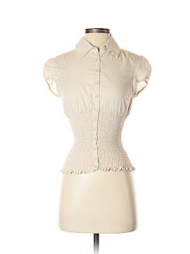 Kensie Short Sleeve Blouse Size 4