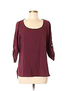 Sis Sis 3/4 Sleeve Blouse Size M