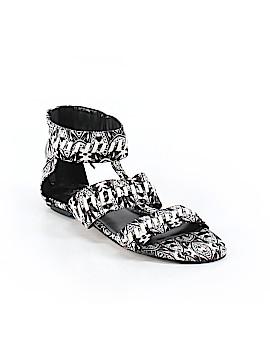 Nicole Miller Artelier Sandals Size 7 1/2 (Maternity)