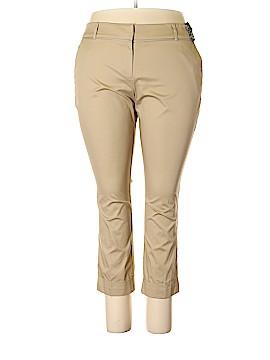 7th Avenue Design Studio New York & Company Khakis Size 20 (Plus)