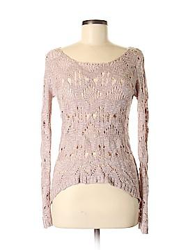 Bear Dance Pullover Sweater Size M