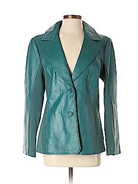 Bradley by Bradley Bayou Leather Jacket Size 6