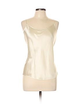 Talbots Sleeveless Silk Top Size L