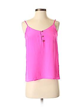 Yumi Kim Sleeveless Silk Top Size XS