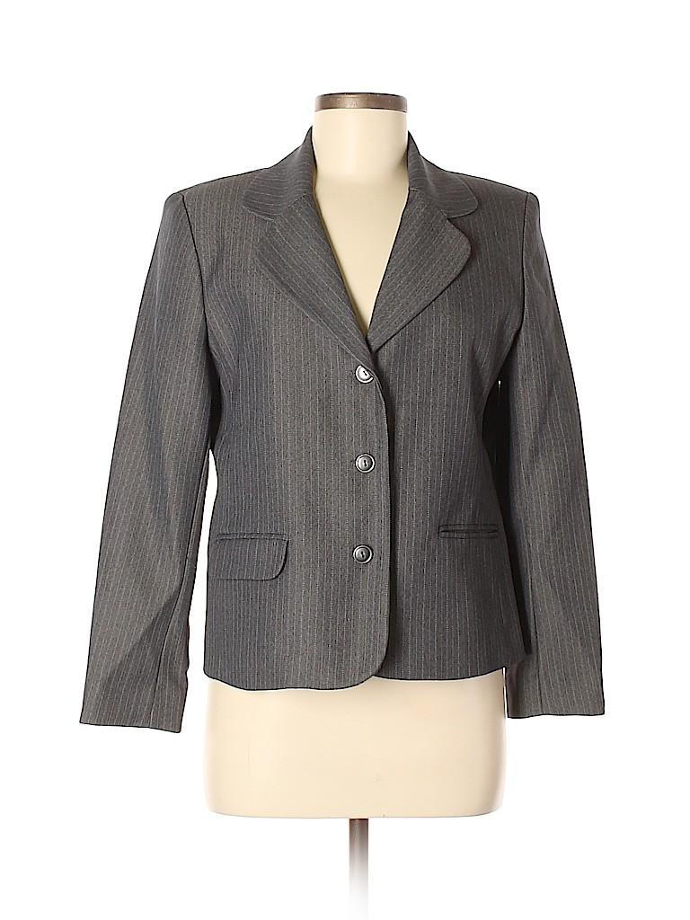 Alfred Dunner Women Blazer Size 8 (Petite)