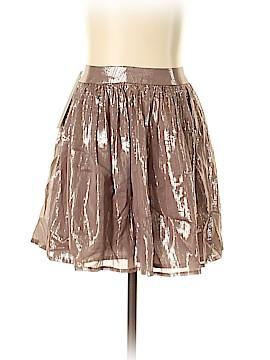 Aryn K. Silk Skirt Size XS