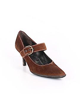 Coach Heels Size 6 1/2