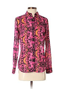 L'Amour Nanette Lepore Long Sleeve Blouse Size XS