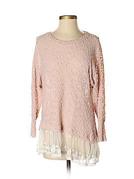 Cotton Emporium Pullover Sweater Size M