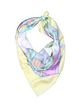 Rodier Silk Scarf One Size