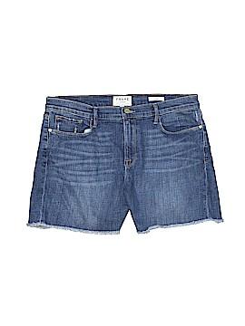 FRAME Denim Denim Shorts 32 Waist