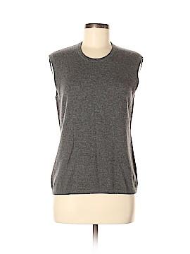 RENA LANGE Cashmere Pullover Sweater Size L