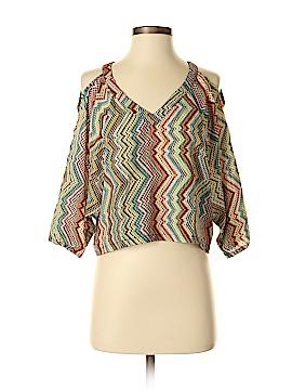 Elan 3/4 Sleeve Blouse Size o/s