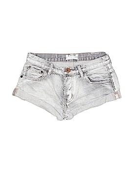 One Teaspoon Denim Shorts 26 Waist