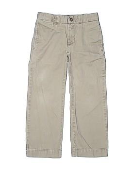Chaps Khakis Size 4